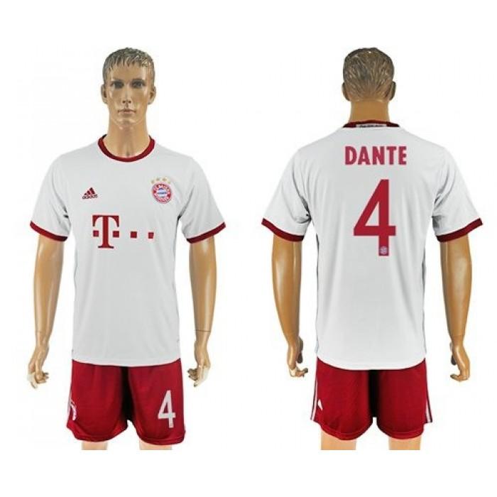 Bayern Munchen #1 Neuer Sec Away Soccer Club Jersey