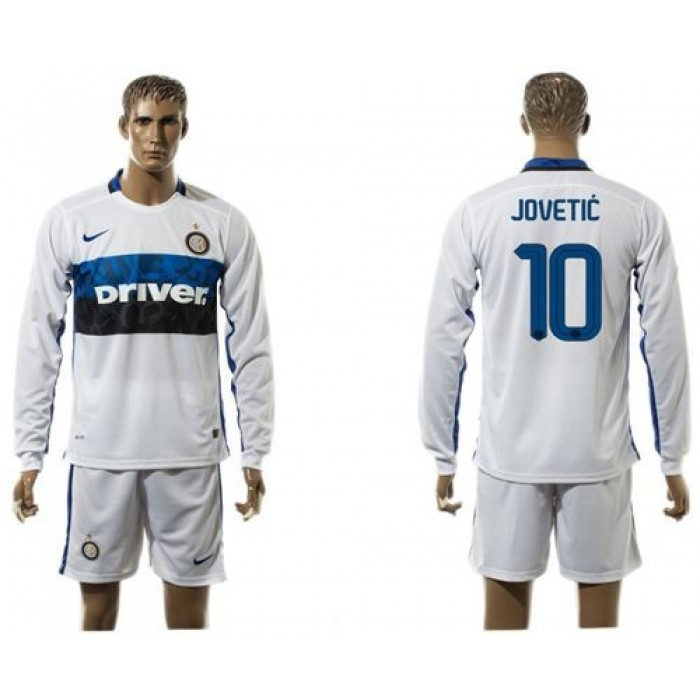 Inter Milan #1 Handanovic Home Long Sleeves Soccer Club Jersey