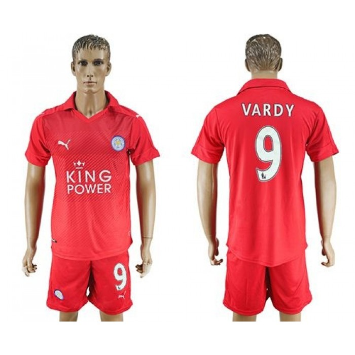 Leicester City #12 Hamer Green Goalkeeper Long Sleeves Soccer Club Jersey
