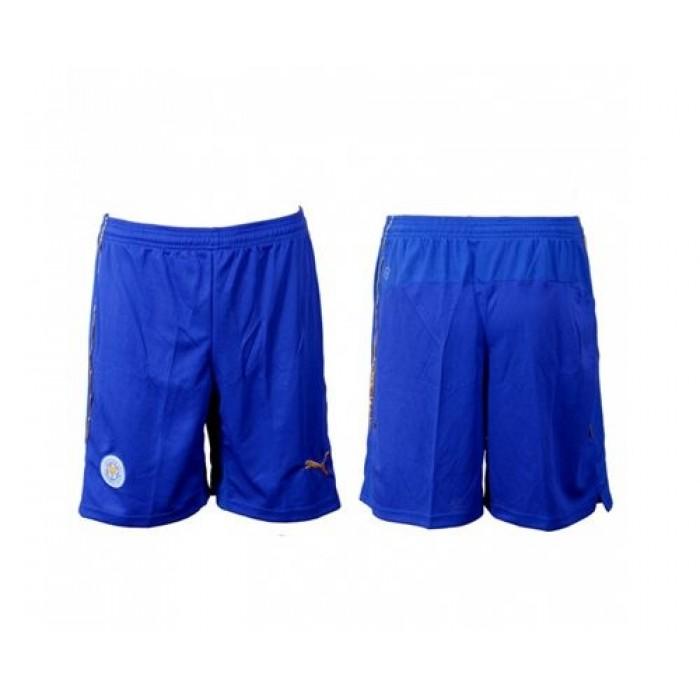 Leicester City #20 Okazaki Home Long Sleeves Soccer Club Jersey