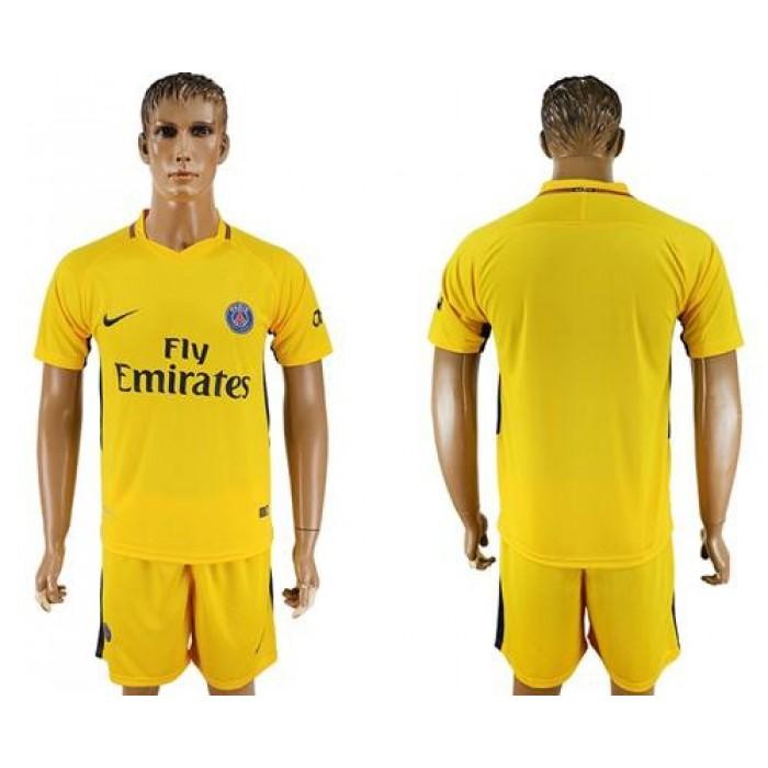 Paris Saint-Germain Blank Away Soccer Club Jersey