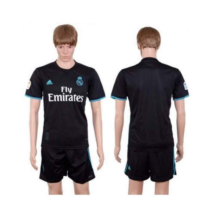 Real Madrid Blank Away Soccer Club Jersey